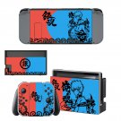 Anime Gintama decal skin sticker for Nintendo Switch console and controllers