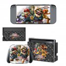 Super Smash Bros Brawl decal skin sticker for Nintendo Switch console and controllers