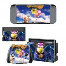 Captain Toad decal skin sticker for Nintendo Switch console and controllers