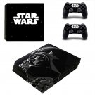 Star wars decal skin sticker for PS4 Pro console and controllers