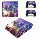 Fortnite survive the Storm decal skin sticker for PS4 Pro console and controllers