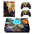 Naruto to Boruto decal skin sticker for Xbox One X console and controllers