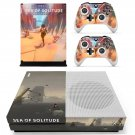 Sea of Solitude decal skin sticker for Xbox One S console and controllers