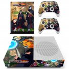 Naruto to Boruto decal skin sticker for Xbox One S console and controllers