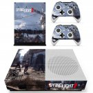 Dying Light 2 decal skin sticker for Xbox One S console and controllers