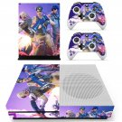 Fortinte decal skin sticker for Xbox One S console and controllers