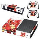 The Flash Wallpaper decal skin sticker for Xbox One console and controllers