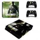 Call of Duty infinite warfare decal skin sticker for PS4 Slim console and controllers