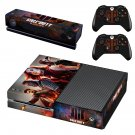 Call of duty black ops 4 decal skin sticker for Xbox One console and controllers
