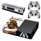 Assassins Creed Odyssey decal skin sticker for Xbox One console and controllers