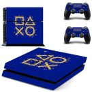 Classic decal skin sticker for PS4 console and controllers
