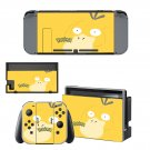 Pokemon Go decal skin sticker for Nintendo Switch console and controllers