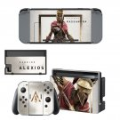Assassins Creed Odyssey decal skin sticker for Nintendo Switch console and controllers