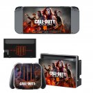 Call of duty black ops 4 decal skin sticker for Nintendo Switch console and controllers