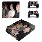 Reaction Guys  decal skin sticker for PS4 Pro console and controllers