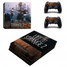 Life is Strange 2 decal skin sticker for PS4 Pro console and controllers