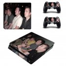 Reaction Guys  decal skin sticker for PS4 Slim console and controllers