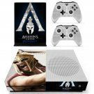 Assassins Creed Odyssey decal skin sticker for Xbox One S console and controllers