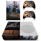 Life is Strange 2 decal skin sticker for Xbox One S console and controllers