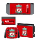 PES 2019 decal skin sticker for Nintendo Switch console and controllers