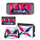 FIFA 19 Neymar decal skin sticker for Nintendo Switch console and controllers