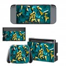 Nice wallpaper decal skin sticker for Nintendo Switch console and controllers