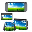 Sky wallpaper decal skin sticker for Nintendo Switch console and controllers