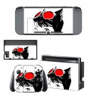 Catwoman decal skin sticker for Nintendo Switch console and controllers