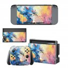 Melissa mccracken decal skin sticker for Nintendo Switch console and controllers
