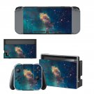 Space objects decal skin sticker for Nintendo Switch console and controllers