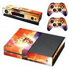 Russian professional FC decal skin sticker for Xbox One console and controllers