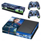 FIFA 19 Neymar decal skin sticker for Xbox One console and controllers