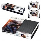 Life is Strange 2 decal skin sticker for Xbox One console and controllers