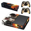Shadow of the tomb raider decal skin sticker for Xbox One console and controllers