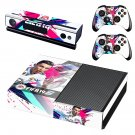 FIFA 19 decal skin sticker for Xbox One console and controllers