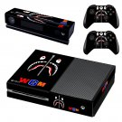 Bape Shark decal skin sticker for Xbox One console and controllers
