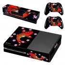 Nice fish decal skin sticker for Xbox One console and controllers