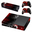 Mythical creature decal skin sticker for Xbox One console and controllers