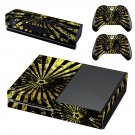 Pentagram decal skin sticker for Xbox One console and controllers