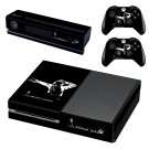 Michael Jackson decal skin sticker for Xbox One console and controllers