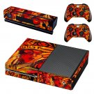 Ortega maila decal skin sticker for Xbox One console and controllers