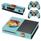 Drinks pop art decal skin sticker for Xbox One console and controllers