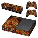Renacer decal skin sticker for Xbox One console and controllers