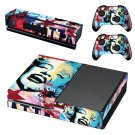 Marilyn Monroe decal skin sticker for Xbox One console and controllers