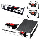 Cat Woman decal skin sticker for Xbox One console and controllers