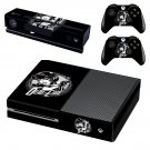 Dead eyre decal skin sticker for Xbox One console and controllers