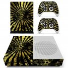 Pentagram decal skin sticker for Xbox One S console and controllers