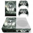 Grim Reaper decal skin sticker for Xbox One S console and controllers