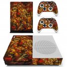 Renacer decal skin sticker for Xbox One S console and controllers