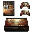 Life is Strange 2 decal skin sticker for Xbox One X console and controllers